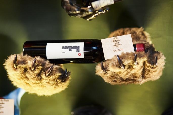 Reportage Hedonism Wines