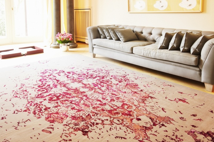 Tabriz Lilac Room Kopie