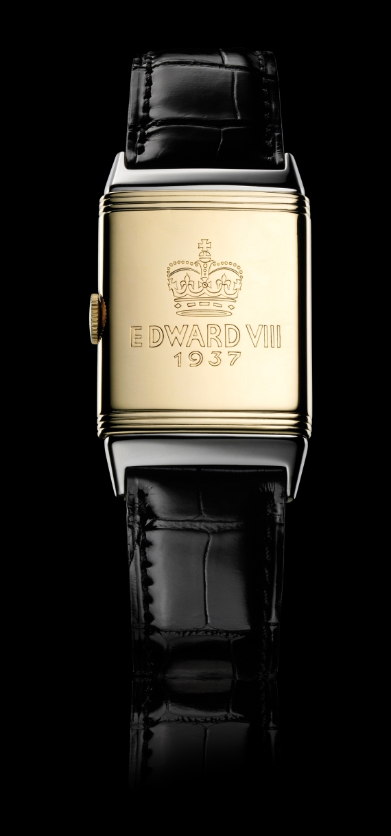 1937 Reverso engraved for Edward VIII of England Kopie