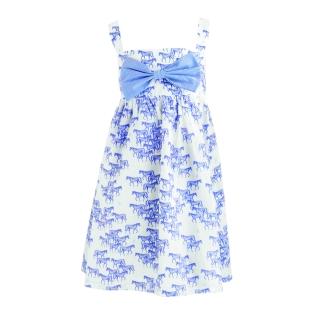 MIRANDA DRESS BLUE Kopie